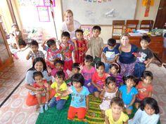 Kindergarten  - Vrijwilligerswerk Bali
