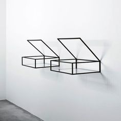 Ron Gilad : Open Box Shelves