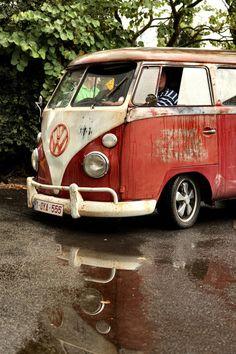 "Vecchie glorie! ""#VolksWagen getting this car is on my bucket list!"""