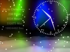 Christmas Countdown Screen Savers.Christmas Countdown Screensaver Merry Christmas And Happy