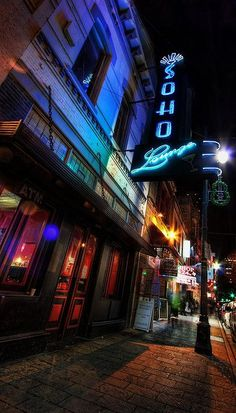 A breakdown of Austin Nightlife on 6th St:  -East 6th street for rowdiness  -West 6th St. for a litte more class -6th St. on the east side of I-35 for a more divey and low-key