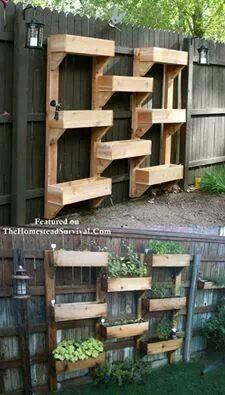 Vertical Garden How-to