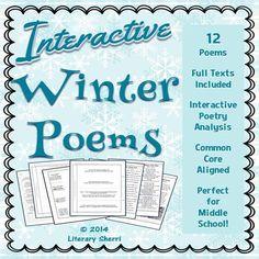 how to analyse a poem university level pdf