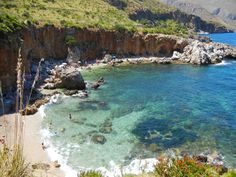 Cala dello Zingaro , Sicily