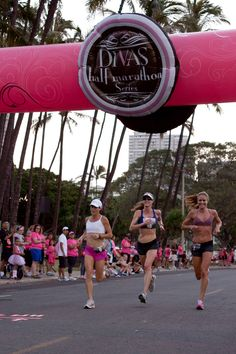 BEST half marathon EVER!!  It was def my favorite.  So sad it's not coming back to HI.