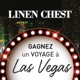Participez pour courir la chance de GAGNER un voyage de 4 nuits pour deux personnes à Las Vegas PLUS 1000 $ (valeur de 4000 $). Le concours prend fin le 1er juillet 2017.