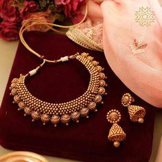 gold necklace designs images