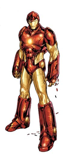 Iron Man Armor Model 23 by Carlo Pagulayan Marvel Dc, Iron Avenger, New Iron Man, Iron Men, Dc Comics, Manga Anime, Iron Man Movie, Iron Man Armor, Stark Industries