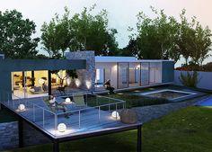 Proyecto Rodríguez. Arquitectura Monterrey on Behance