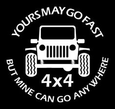 Jeeps are awesome!