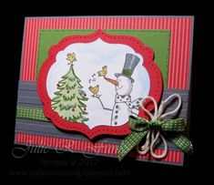 Sketchy Christmas Colors by reneejul1 - Cards and Paper Crafts at Splitcoaststampers