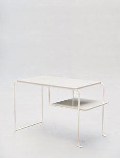 Elmar Berkovic Beek side table t Spectrum 1956 | Mid Mod Design