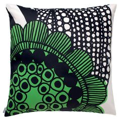 Siirtolapuutarha Cotton Pillow Cover