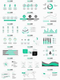 Creative Light Coloured PowerPoint Charts - Amortization Calculator Based On Payment Amount - Read this before you choose your home insurance - Infographics Software Online Refferal: 2648800955 Ppt Design, Graph Design, Chart Design, Diagram Design, Diagram Chart, Design Model, Logo Design, Powerpoint Chart Templates, Infographic Templates