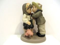 """KIM ANDERSON """" I PROMISE YOU, WE WILL ALWAYS BE TOGETHER """" FIGURINE  