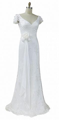 KAREN WILLIS HOLMES - 'Dakota' wedding gown