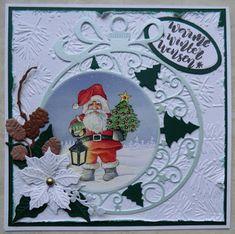 Christmas Cards To Make, Christmas Gift Tags, Christmas Baubles, Xmas Cards, Handmade Christmas, Vintage Christmas, Christmas Holidays, Christmas Crafts, Christmas Decorations
