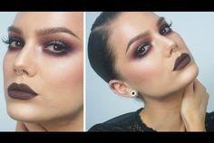Videotutorial | Höstig look för bruna ögon