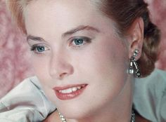 The 1st actress to appear on a US postage stamp was Grace Kelly in 1993. A highly popular film actress in the 1950s, she starred in such movies as Dial M for Murder & To Catch a Thief. After marrying Prince Rainier on April 19, 1956, Kelly abandoned acting to become Princess Consort of Monaco. Princess Grace tragically died in 1982 when she suffered a stroke while driving & drove over a steep embankment.