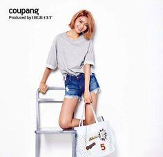 150720 Coupang Premium SNSD Sooyoung
