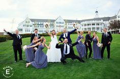 Sagamore Wedding Photos | Krista & Chase
