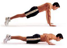 pushup improvement