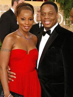 Mary J. Blige, husband Kendu Isaacs