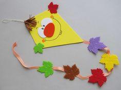 Stránky pro tvořivé - malé i velké - Eshop - Kreativní sady pro děti - - 3D obrázky - Podzimní drak závěs žlutý