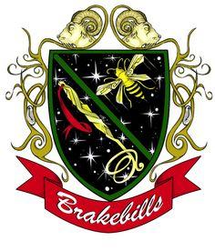 Brakebills School Crest by trevorpolcyn.deviantart.com