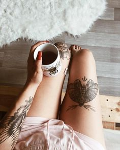 Tattoo Ink | Pinterest: heymercedes