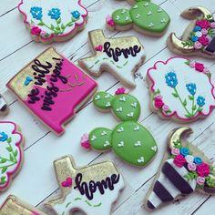 Texas Boho Cookies