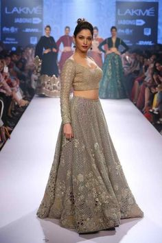 Every year, the big names in Indian fashion showcase their best dresses at LFW along with emerging designers. Here're 18 Indian dresses from LFW Lakme Fashion Week 2015, India Fashion Week, Fashion Show, Fashion Outfits, Modern Fashion, Women's Fashion, Pakistani Bridal Wear, Pakistani Dresses, Indian Dresses