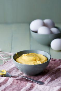Dairy-Free Vanilla Custard