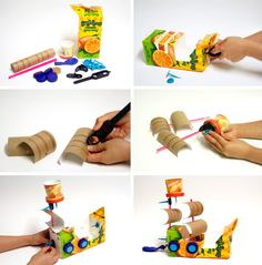 Make a balloon boat from a milk carton. Kids Crafts, Arts And Crafts, Paper Crafts, Pirate Theme, Pirate Party, Weekend Projects, School Projects, Pirate Kids, Recycled Crafts