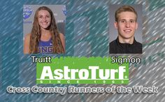 North Georgia's Brittany Truitt, UNC Pembroke's Tim Sigmon Named AstroTurf Runners of the Week