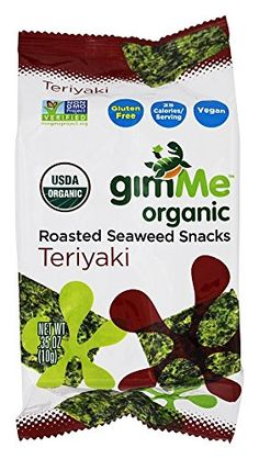 GIMME SEAWEED SNK RSTD TRYAKI O, 0.35 OZ Check out the image by visiting the link.