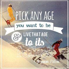 Warren Miller Skiing
