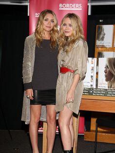 Olsen Twins love their style!!!