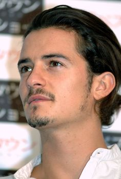 Too beautiful Orlando Bloom elizabethtown Japan press conference
