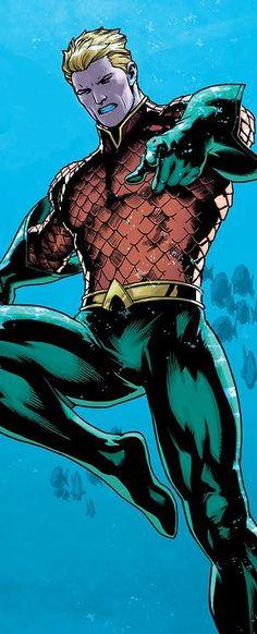 Aquaman by Jesus Saiz
