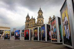 Plaza de Bolívar, Bogotá, Colombia, September 2010. Photo: Julián Rinaudo