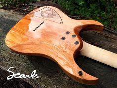http://ift.tt/1B8zRlN  http://ift.tt/1K0t5SK  #customguitar #guitar #gotwood #geartalk #guitarporn #luthier #guitarmaker #boutiqueguitars #searls #searlsguitars #tonewood #woodwork #ballarat #australia de searlsguitars