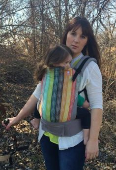 WoW!!!  Just found this print.  I LOVE IT!!  New DISO Canvas - Mom's Milk Exclusive 'Katniss' TULA BABY CARRIER; March 2015