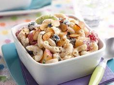Fruit and Yogurt Elbow Salad