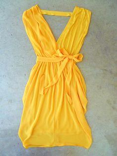 Dancing Saffron Party Dress [3035] - $44.00 : Vintage Inspired Clothing & Affordable Summer Dresses, deloom | Modern. Vintage. Crafted.