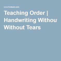 handwriting without tears letter order preschool & handwriting without tears letter order _ handwriting without tears letter order preschool _ handwriting without tears capital letter order Handwriting Classes, Teaching Handwriting, Handwriting Without Tears, Improve Your Handwriting, Handwriting Analysis, Nice Handwriting, Writing Test, Writing Skills, Hand Writing