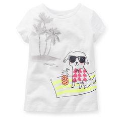 Camiseta Beach Carter´s