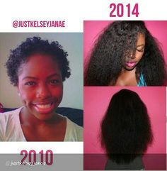 Don't want to do the big chop Pelo Natural, Long Natural Hair, Natural Hair Growth, Natural Hair Journey, Big Chop, Black Power, Curly Hair Styles, Natural Hair Styles, Twisted Hair