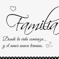 Un post para ti ♥️ #amor . La familia lo más importante 💖 @mepalumbo @mercedesdeacosta @daniacostau Positive Phrases, Positive Quotes, Love Can, Family Quotes, Love Quotes, My Family, In This Moment, Positivity, Messages