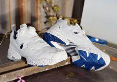 SANDRO × REEBOK INSTAPUMP FURY CAPSULE COLLECTION #sneaker